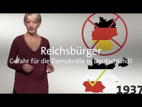 Reichsbürger - wer sind sie und was wollen sie?