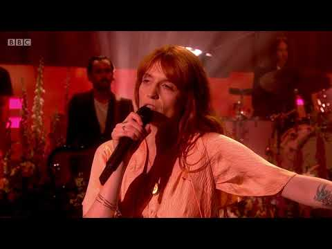 Florence + The Machine - Hunger. The Graham Norton Show. Full HD. 8 June 2018. Album: High As Hope