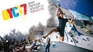 Depot Events: Depot Youth Cup 2017 by The Depot Climbing