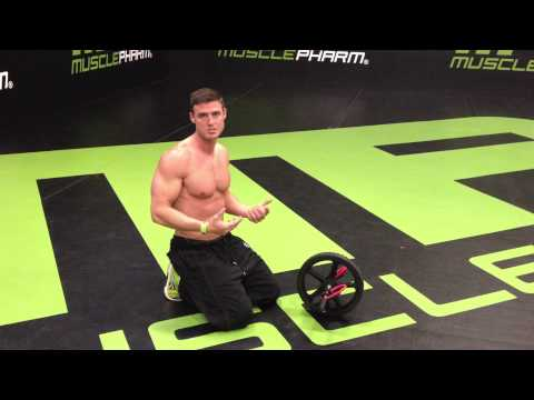 How to properly do the AB Wheel