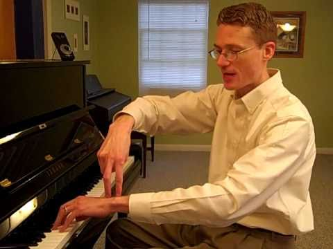 Free Piano Lessons for Kids – Lesson 21 – Hand-over-hand Arpeggios