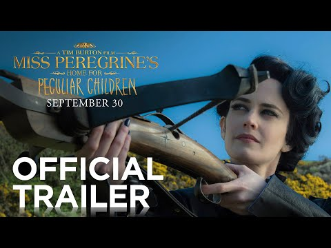 Watch The Trailer For Tim Burton s Newest Film Miss Peregrine s Home for Peculiar