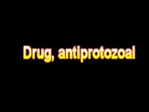 What Is The Definition Of Drug, antiprotozoal - Medical Dictionary Free Online