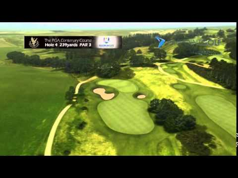 Ryder Cup Course 2014 – Gleneagles: Hole 4