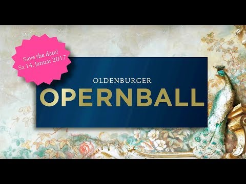 Oldenburger Opernball 2016