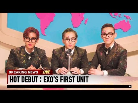 EXO's first sub-unit coming soon!