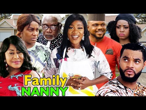 Family Nanny Season 1&2 - Mercy Johnson & Ken Eric 2019 Latest Nigerian Nollywood Movie