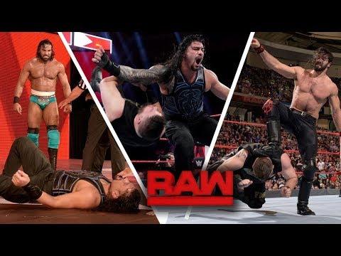 cllWWE Raw 5 21 2018 Highlights WWE Monday Night Raw 21 May 2018 Highlights   YouTube
