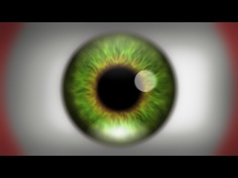 Optical Illusion Causes Natural Hallucination