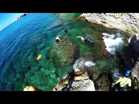 INCROYABLE DÉFI : le Raid Swimrun Aventure Côte D