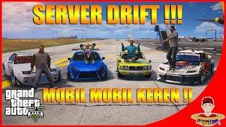 Video GTA V MOD (18) - MOBIL MOBIL DRIFT KEREN BEJIBUN 😂😂 MP3, 3GP, MP4, WEBM, AVI, FLV Oktober 2017