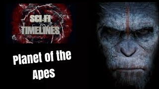 Join me as I go back and forth through time, calculating out the timelines of the various Apes franchises. Mermaid by Kevin...