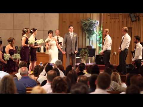 WATCH: Ohio Couple Does The Harlem Shake At Their Wedding