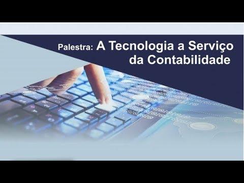 A Tecnologia a Serviço da Contabilidade - Márcia Ruiz Alcazar