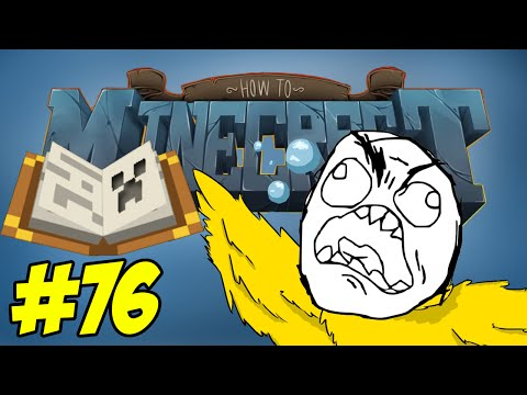 Minecraft: How To Minecraft Ep. 76 Facecam'd 300 Levels of Failed Enchanting