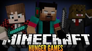 """""""GOING FOR THE D!"""" Minecraft HUNGER GAMES! w/BajanCanadian&JeromeASF"""