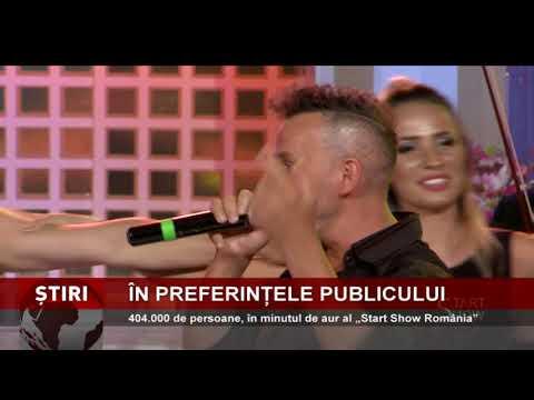 """""""Start Show România"""", îndrăgit de public"""