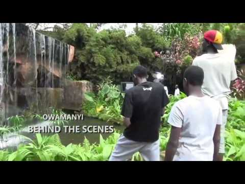 Owamanyi Behind The Scenes
