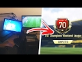 HOW I GOT TOP 100 IN FUT CHAMPIONS - FIFA 17 ULTIMATE TEAM
