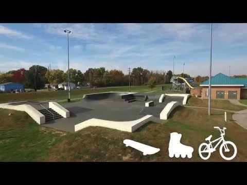 Jeffersonville Skate Park - Jeffersonville, Indiana