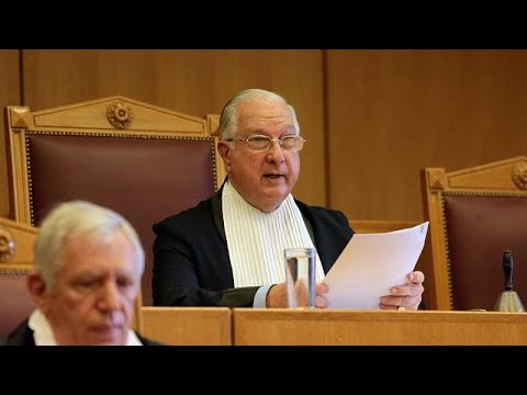 Παραιτήθηκε ο πρόεδρος του Συμβουλίου της Επικρατείας …