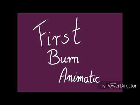 First Burn (Hamilton) | MLP Fluttercord Animatic |