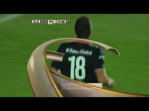 Todos los goles. Fecha 14. Primera División 2016