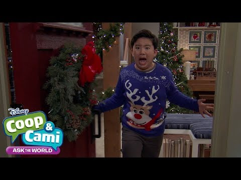 A Very Wrather Christmas | Coop & Cami Ask the World | Disney Channel