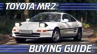 10 Things You Need To Know Before Buying An MR2 by Car Throttle