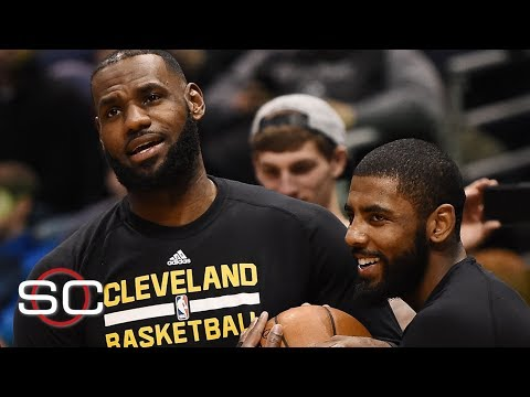 Video: LeBron 'astonished' by phone call from Kyrie - Windhorst | NBA on ESPN