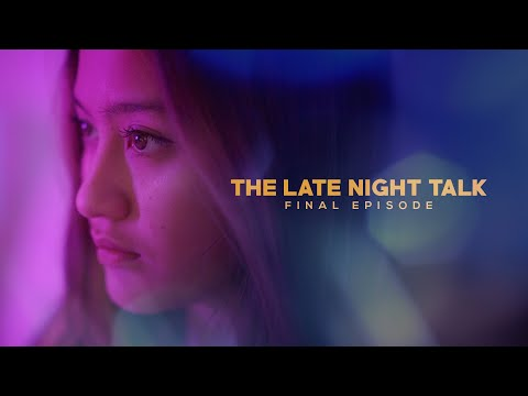 Salshabilla (#ShortFilm) | #Eps6 The Late Night Talk - Insecurity