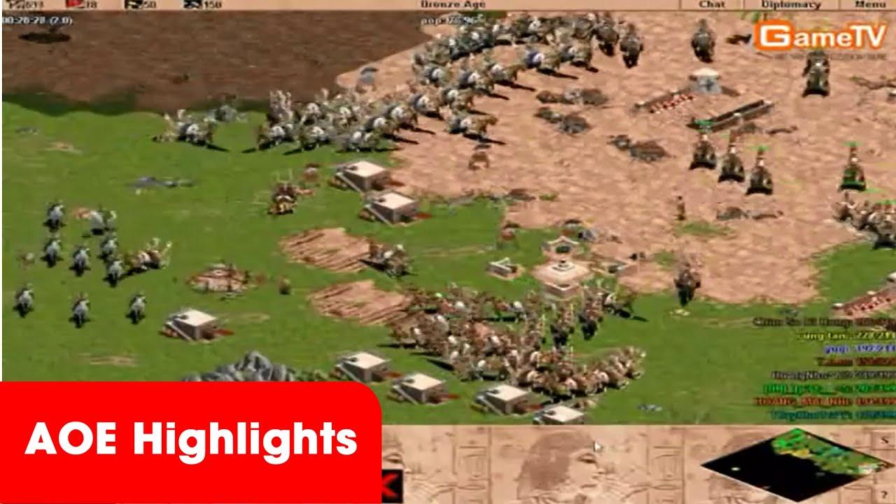 [AoE Căn bản] Hittile vs Assyrian: Không có cửa cho Đế chế Thổ Nhĩ Kỳ?