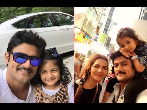 Manav Gohil And Shweta Kawatra Vacationing In New