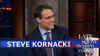 Steve Kornacki Looks Into His Midterms Crystal Ball