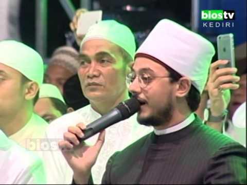 Lirboyo Bersholawat - Qamarun - Mustafa Atef & Habib Syech