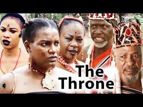 The Throne Complete Season 3&4 - Queen Nwokoye 2019 Latest Nigerian Nollywood  Epic Movie ll Full HD