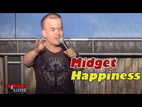 Midget Happiness (Stand Up Comedy)