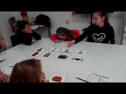 Image illustrative de la vidéo : Flashcard Game / What's missing ?