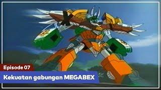 Daigunder - Episode 07 (BAHASA INDONESIA) : Kekuatan gabungan MEGABEX!