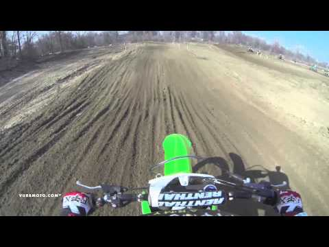 Austin forkner vs chase sexton supermini 2 stroke dirt bike austin forkners first ride on a 250f vurbmoto voltagebd Image collections