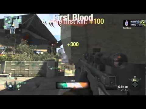 Ryannn xXx - Black Ops No scope First blood across Stadium