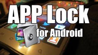 Video Youtube de AppLock