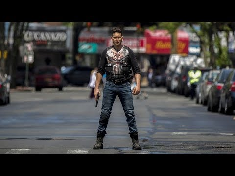 The Punisher Season 2 | The Punisher vs Jigsaw |HD