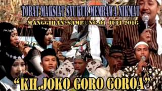 KI JOKO GORO GORO LABAN SHOLAWAT