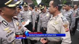 Video Hukuman Polisi Cukur Ditempat Untuk Sanksi Tak Rapih - NET5 MP3, 3GP, MP4, WEBM, AVI, FLV Juni 2017