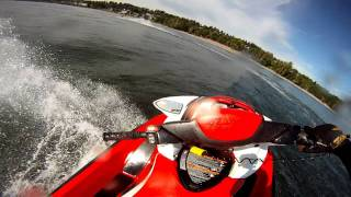3. HD GoPro Seadoo RXP 215 Supercharged