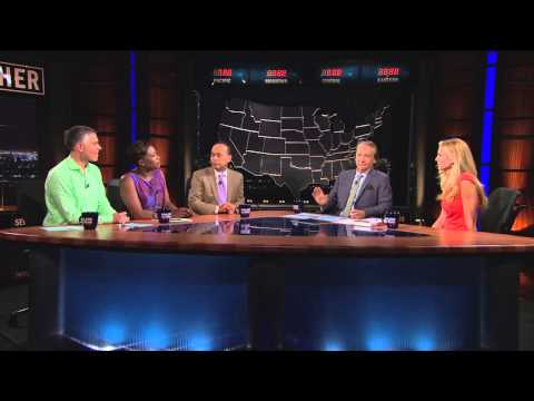 Real Time with Bill Maher: Ann Coulter on Immigration  (HBO)