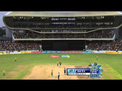 Adelaide Strikers vs Melbourne Renegades, BBL, 2013/14 - Highlights