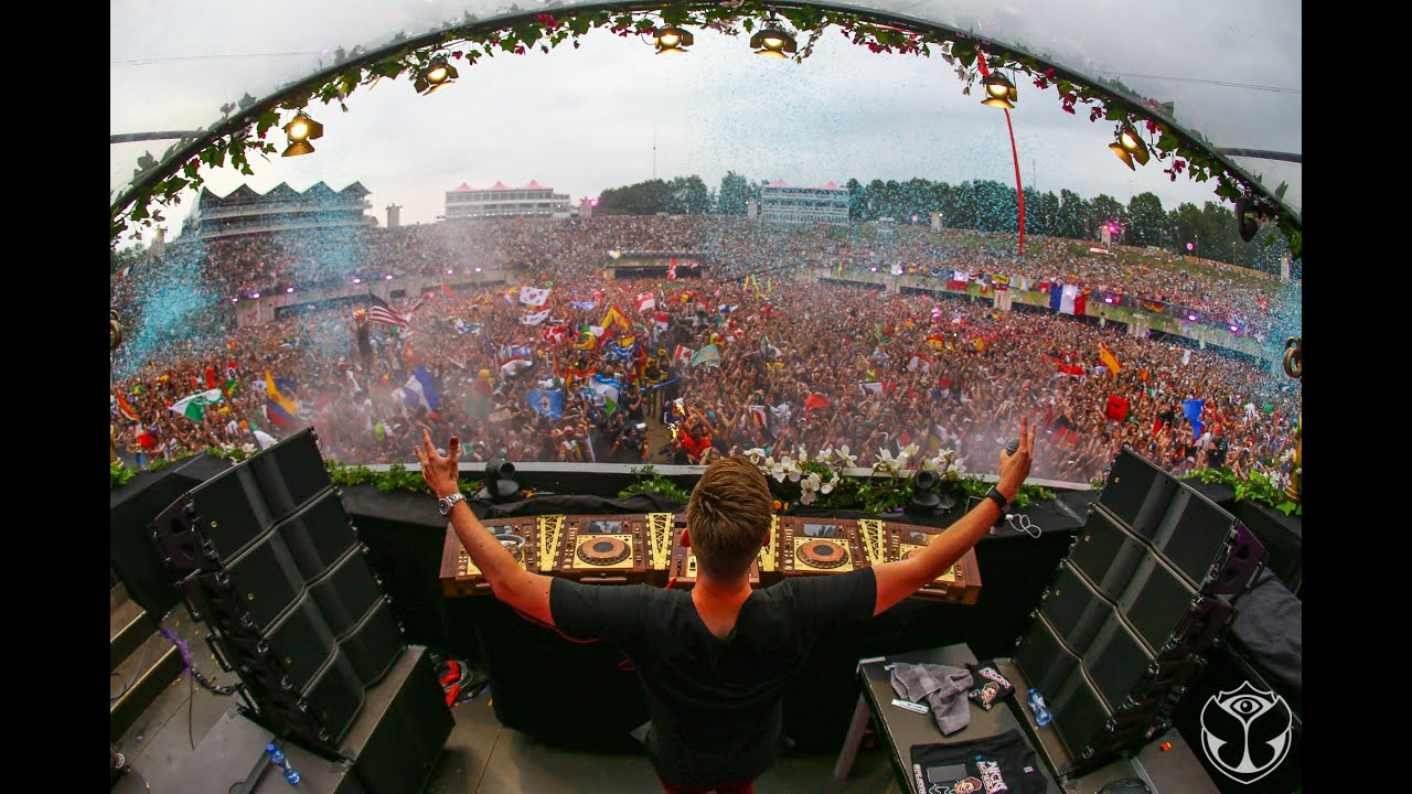 Nicky Romero - Live @ Tomorrowland Belgium 2015