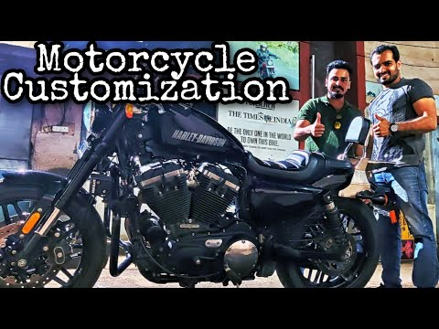 Want to modify your motorcycle? | Forscher Customs it is!!!